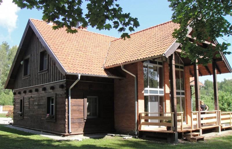 Rozbudowa domu mieszkalnego na Warmii