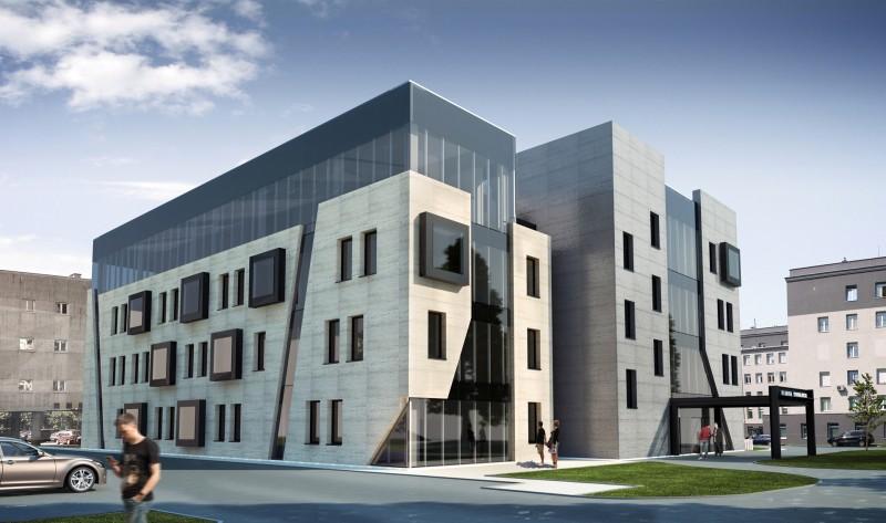 Rozbudowa Szpitala WIM w Warszawie – etap 2
