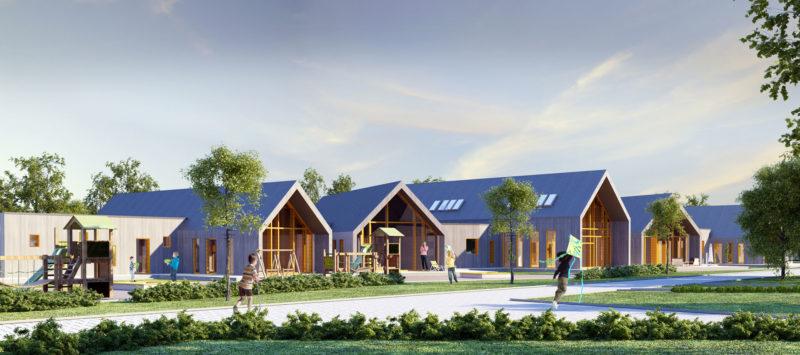 Nowy projekt Przedszkole w Kętrzynie