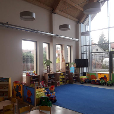 Przedszkole w Kętrzynie