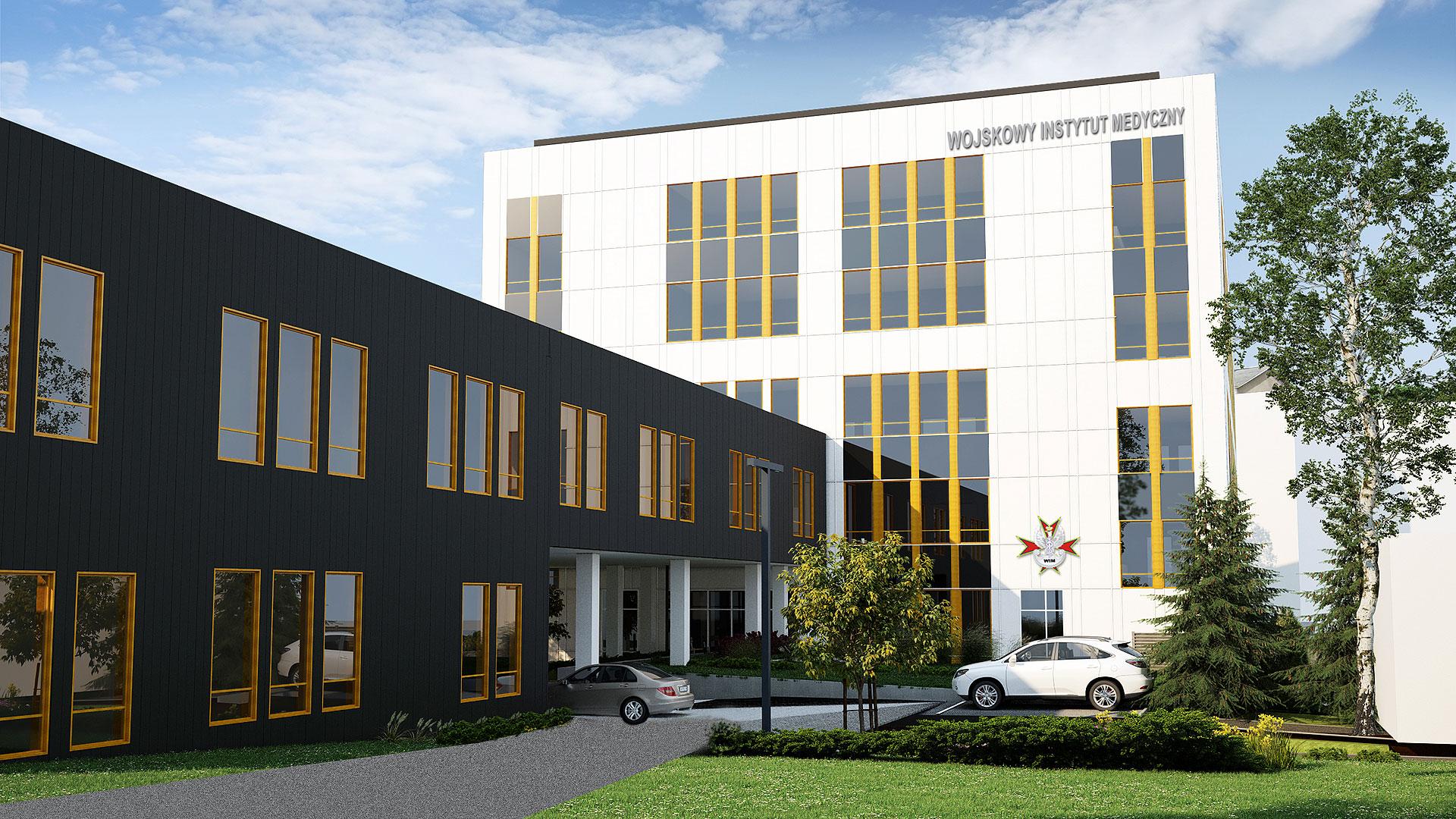 Szpital MSWiA w Legionowie