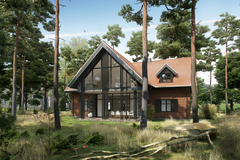 Katalog projektów domów